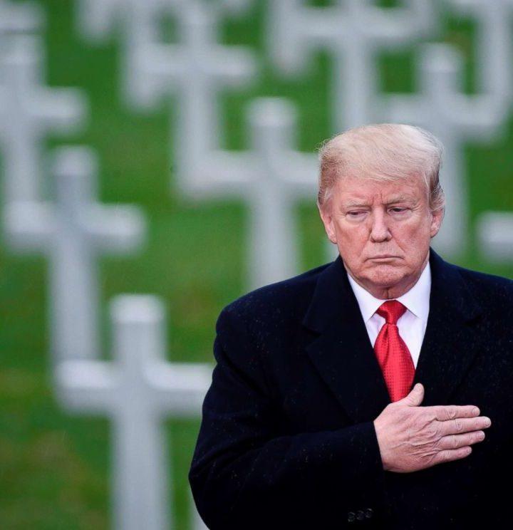 Donald Trump Menolak Mengakui Sejarah? Apa-apaan Ini!
