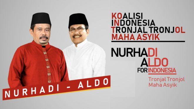 "Waraskah Paslon""Dildo"" Indonesia ?"