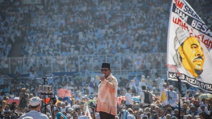 Komentar Terhadap Kampanye Akbar Prabowo di GBK 2019 : Tidak Menghina Namun Tidak Mantul