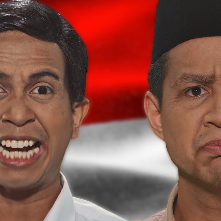 Review Epic Rap Battle of Presidency : Prabowo vs Jokowi 2019